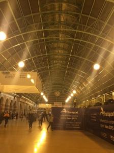 Central Station (Sydney) 8:02 pm