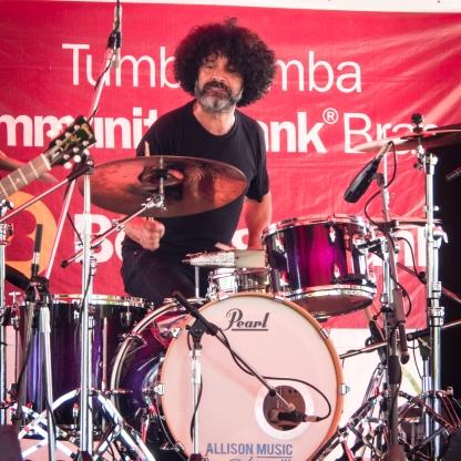 The Go Set Drummer Agostino Soldati